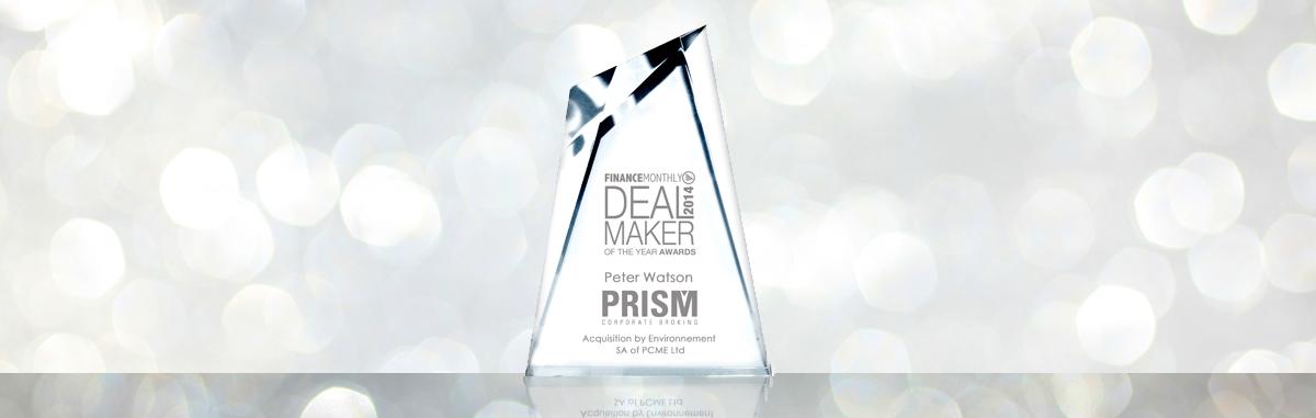 Prism Award Image